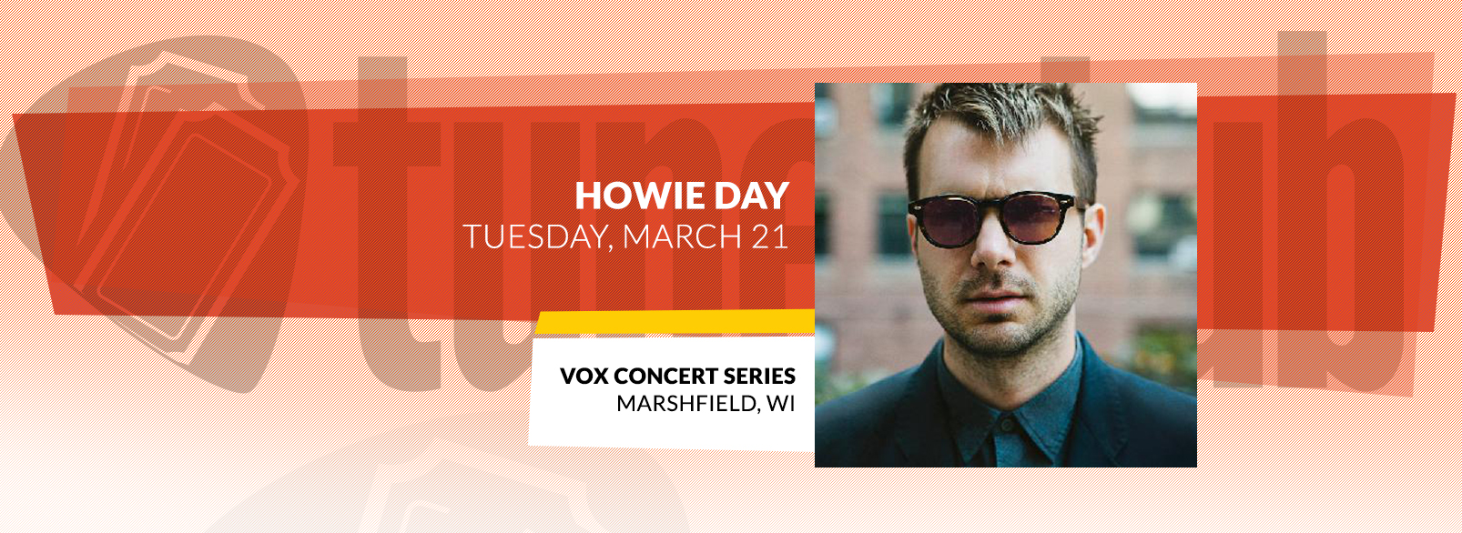 Howie Day @ Vox Concert Series
