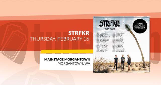 STRFKR @ Mainstage Morgantown
