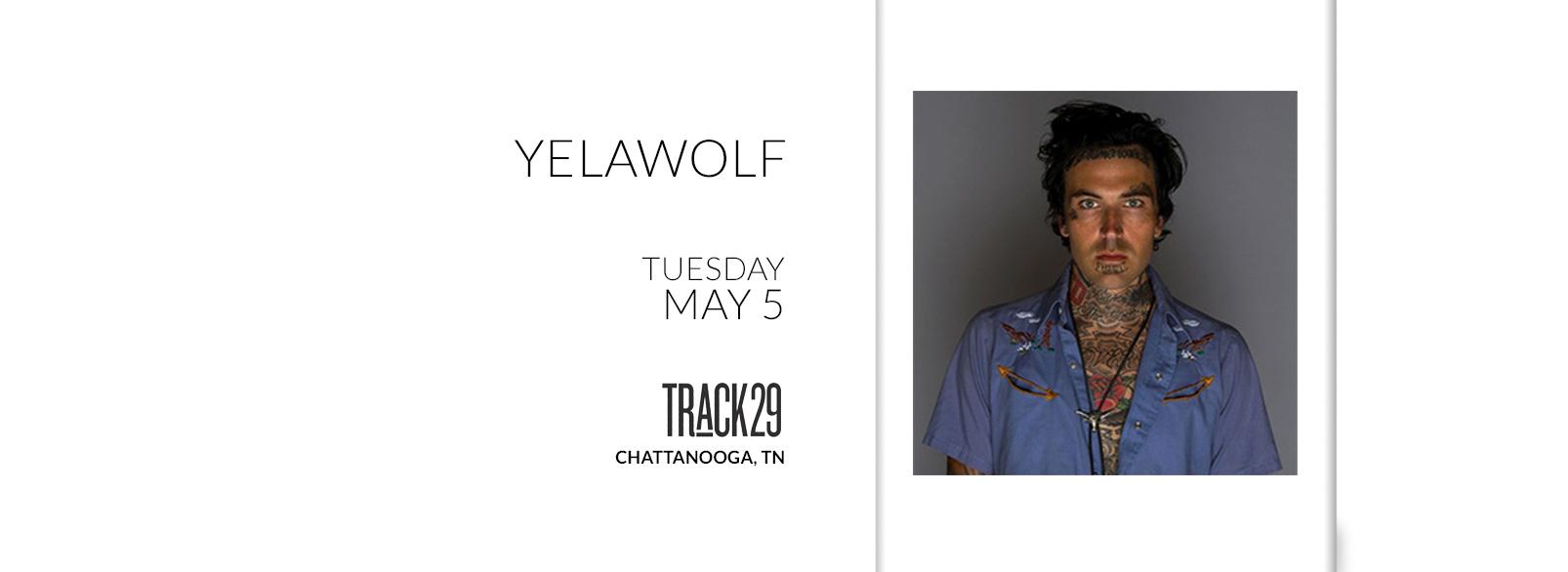 Yelawolf @ Track 29