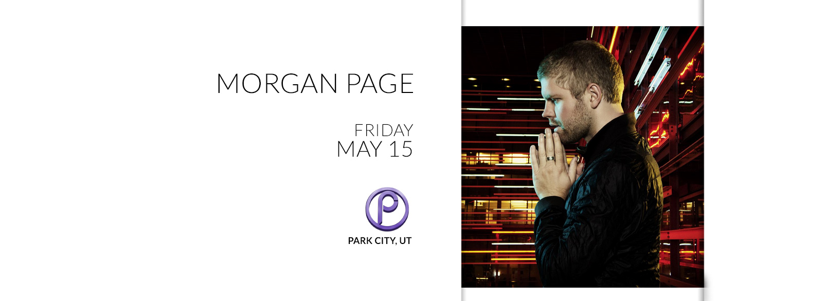 Morgan Page @ Park City Live
