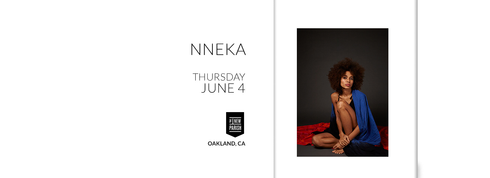 Nneka @ New Parish
