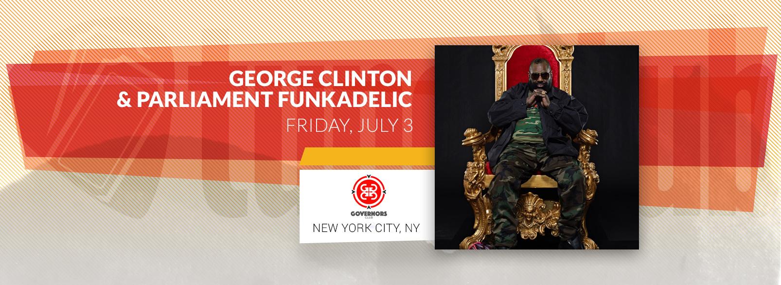 George Clinton & Parliment Funkadelic