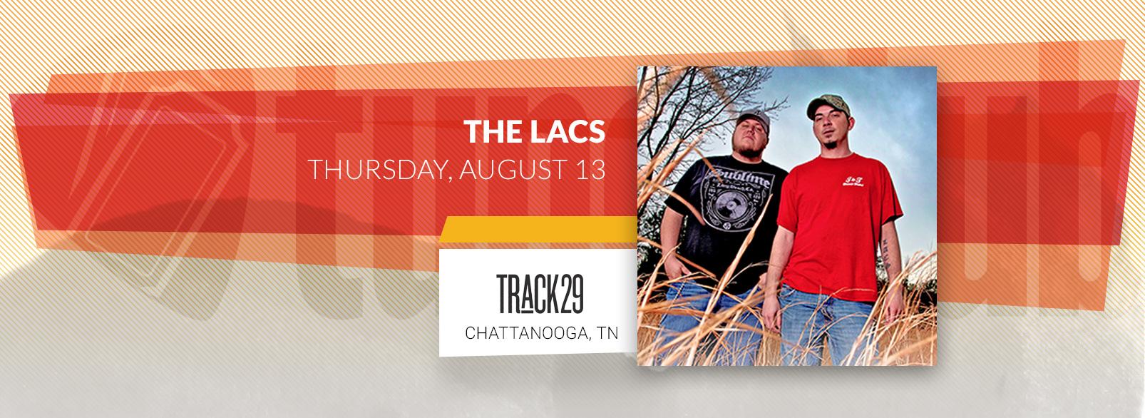 The Lacs @ Track 29