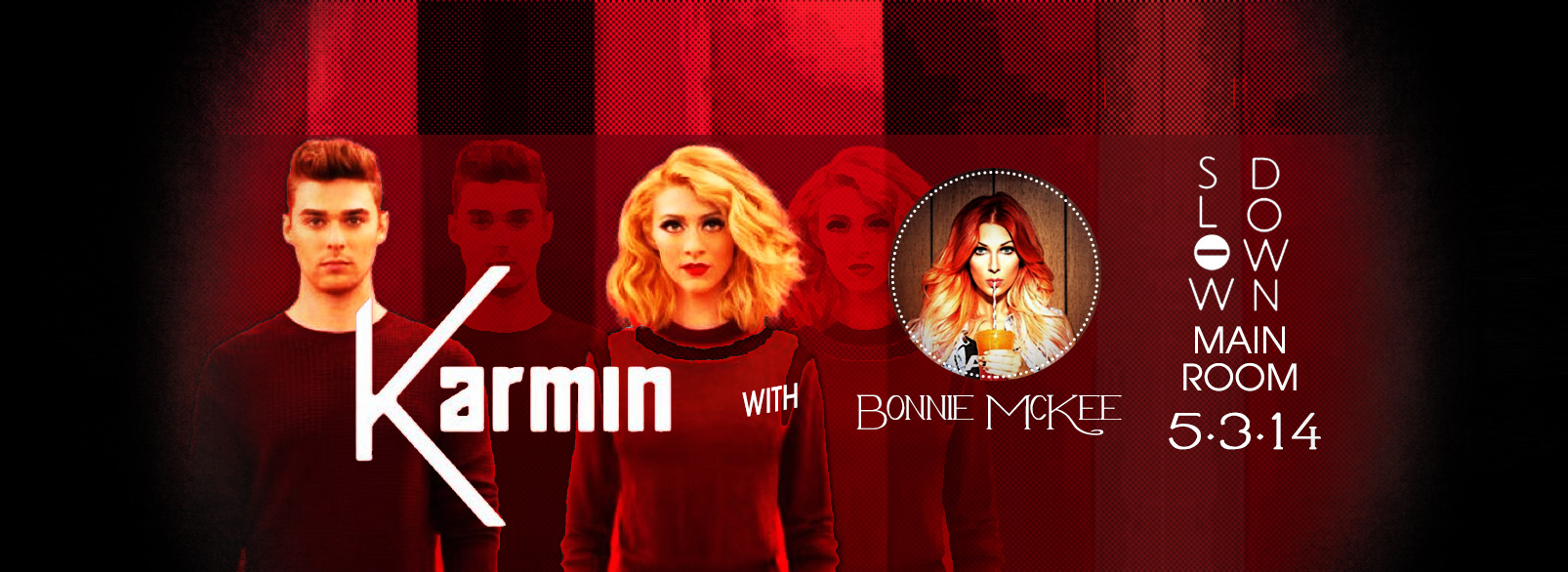 Karmin with Bonnie McKee