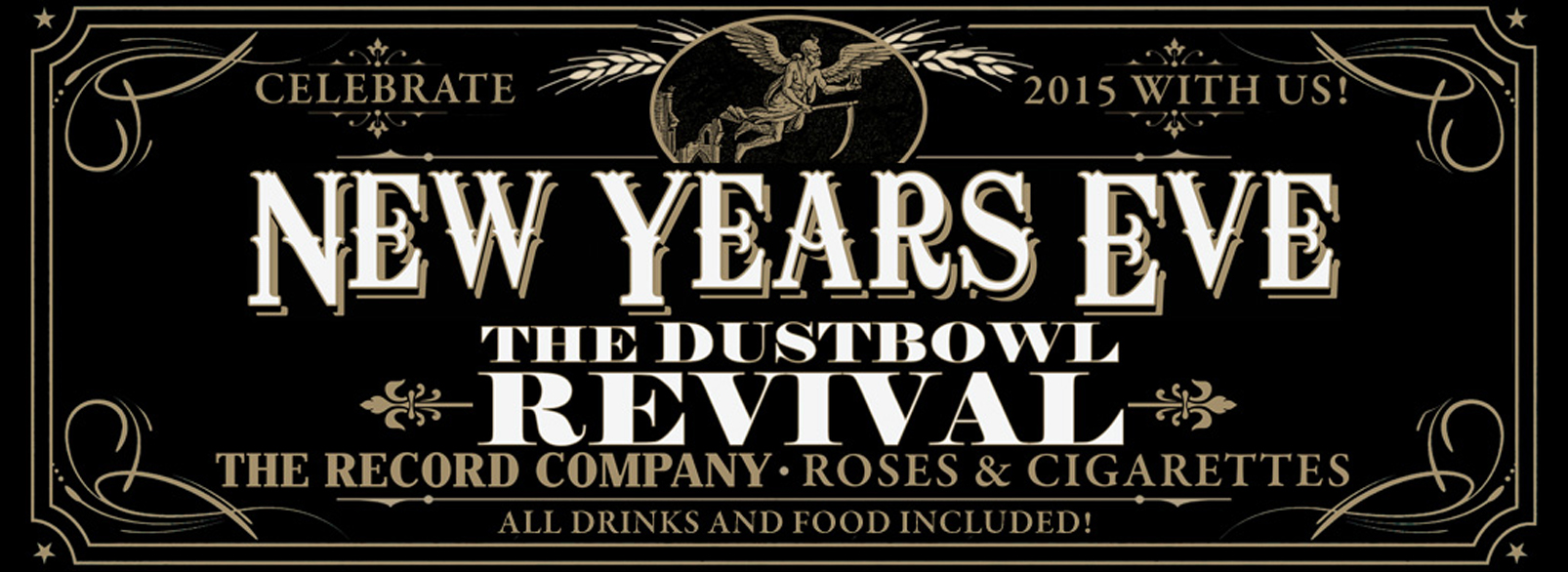 New Year's Eve @ The Mint