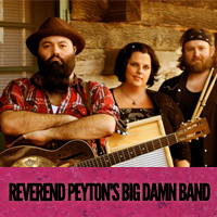 Reveron Peyton's Big Damn Band