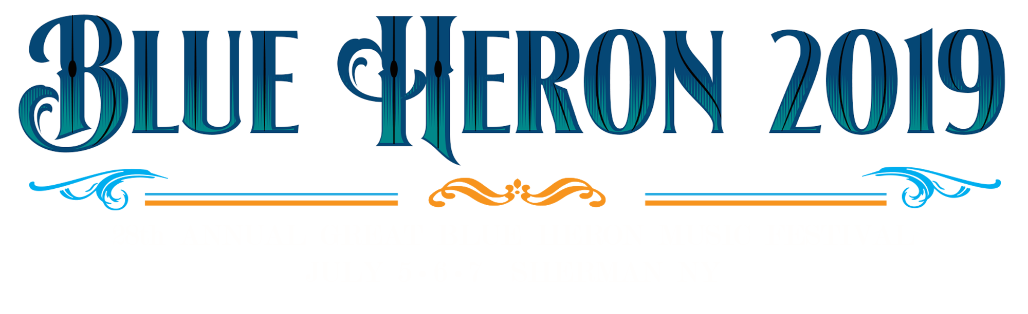 The Great Blue Heron Music Festival