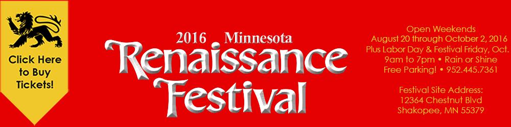 Minnesota Renaissance Festival