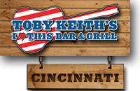 Toby Keith's I Love This Bar and Grill - Cincinnati