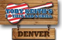 Toby Keith's I Love This Bar and Grill - Denver