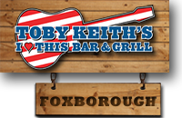 Toby Keith's I Love This Bar and Grill - Foxborough