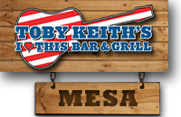 Toby Keith's I Love This Bar and Grill - Mesa