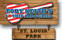 Toby Keith's I Love This Bar and Grill - St. Louis Park