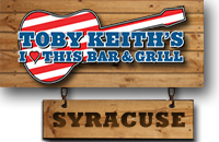 Toby Keith's I Love This Bar and Grill - Syracuse