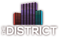 The District Sioux Falls logo