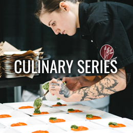 The Culinary Stage Series at Cornucopia, Whistler's Celebration of Food + Drink