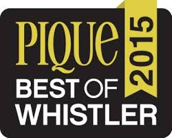 Pique Best of Whistler Cornucopia