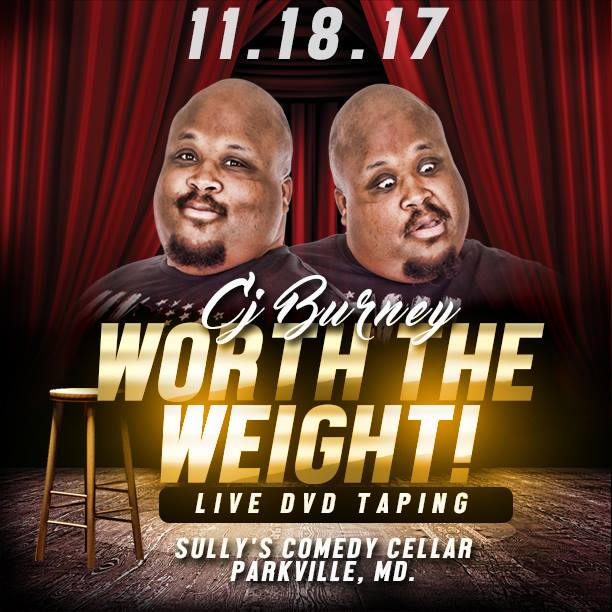Live DVD Taping!  Cj Burney's