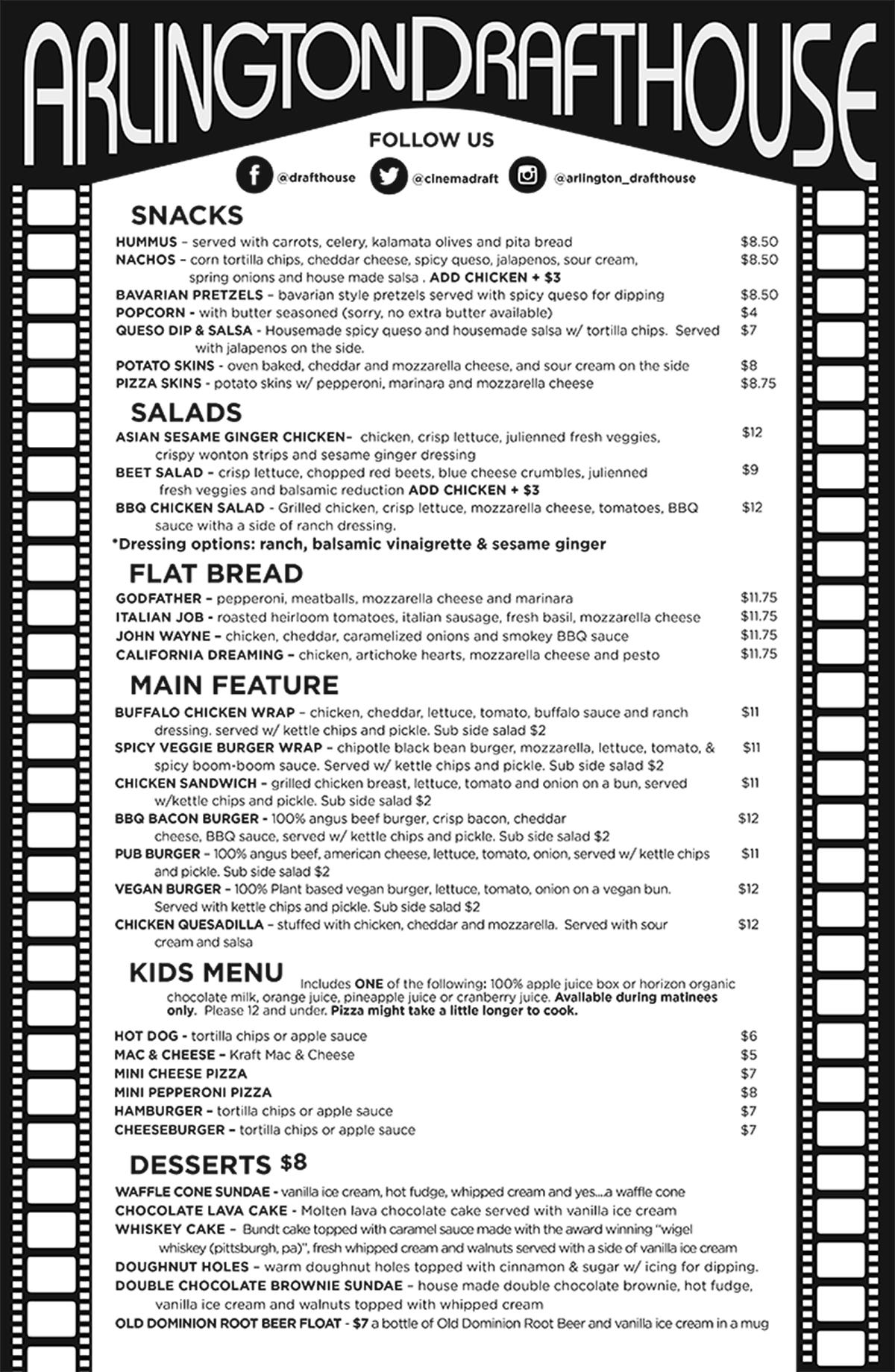 The Space :: Arlington Cinema and Drafthouse