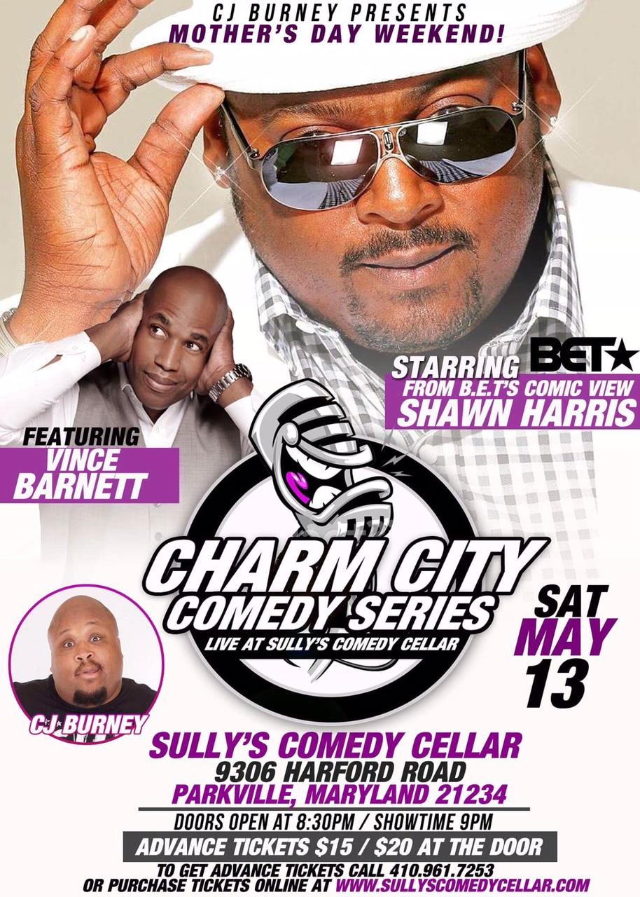 Charm City Comedy Series
