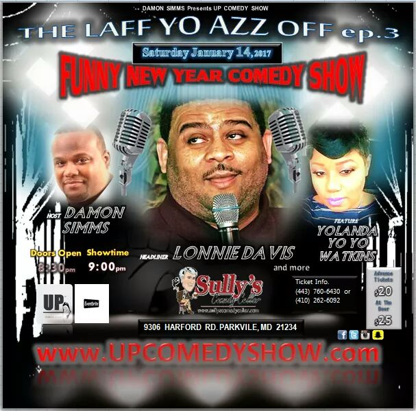 The Laff Yo Azz Off Funny New Year Comedy Show - Episode 3