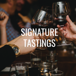 Signature Tasting events at Cornucopia, Whistler's Celebration of Food + Drink