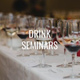 Drink Seminar series at Cornucopia, Whistler's Celebration of Food + Drink