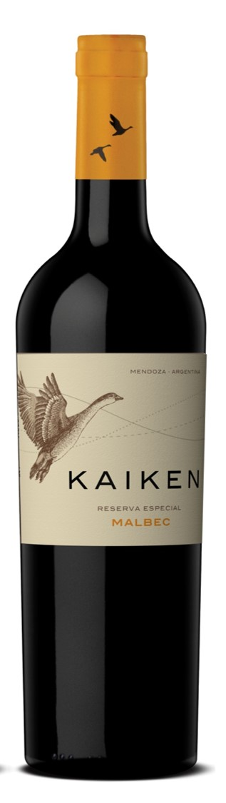 Kaiken Malbec Top Red at Cornucopia
