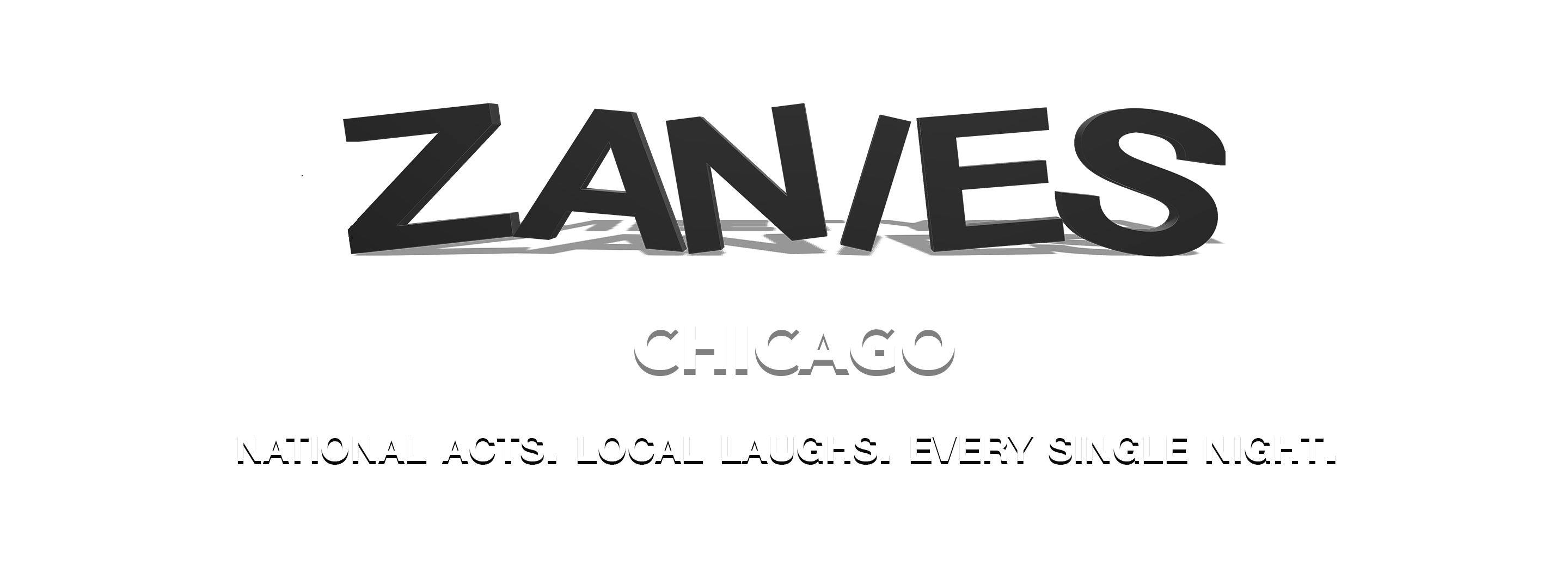 Home - Zanies: Chicago