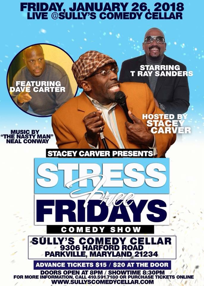 Stress Fre Fridays