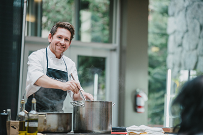 Culinary Series at Cornucopia - Whistler's Celebration of Food + Drink