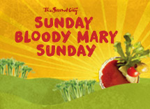 Second City's Sunday Bloody Mary Sunday