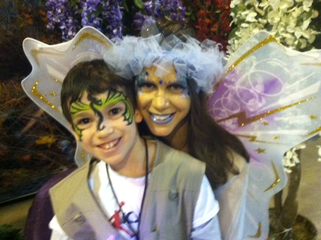 Kids will enjoy a new attraction at our DC area shows: Story Time with the Fairy of Happy Dreams.