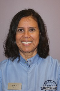 Marcia - Dental Hygienist