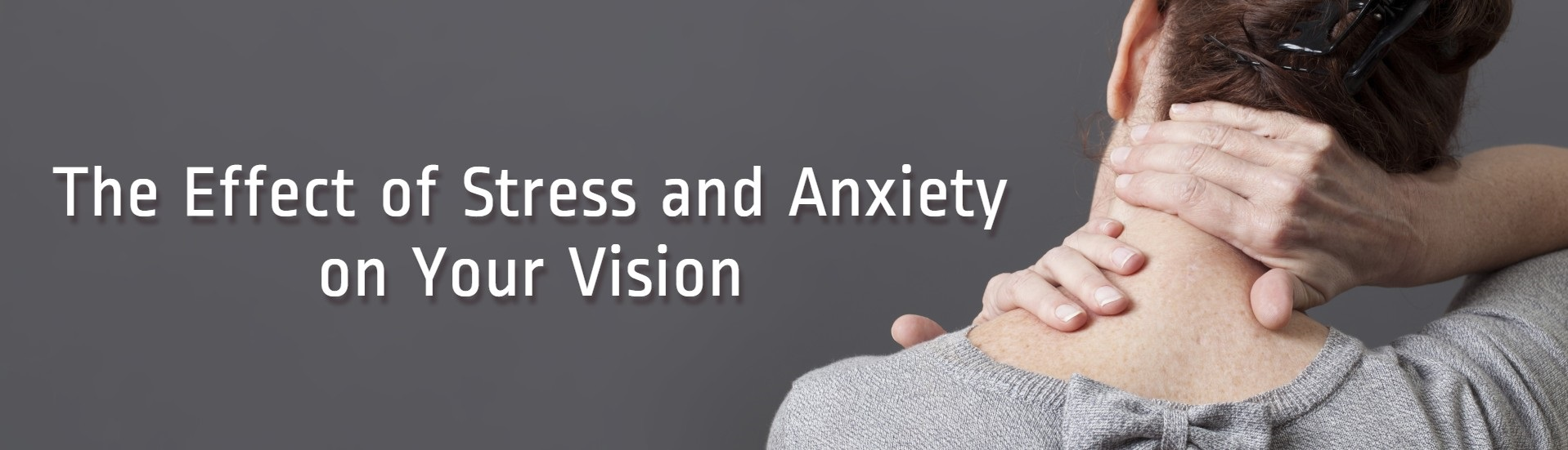 Effect of Stress and Anxiety