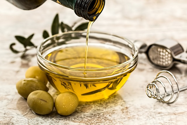 Olive Oil can help your eyesight