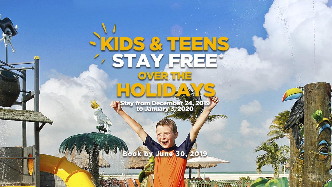 Kids and teens free june Pre