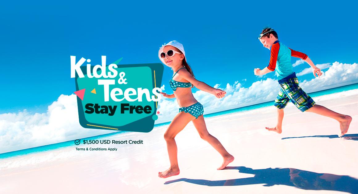 Kids and Teens Free Pre