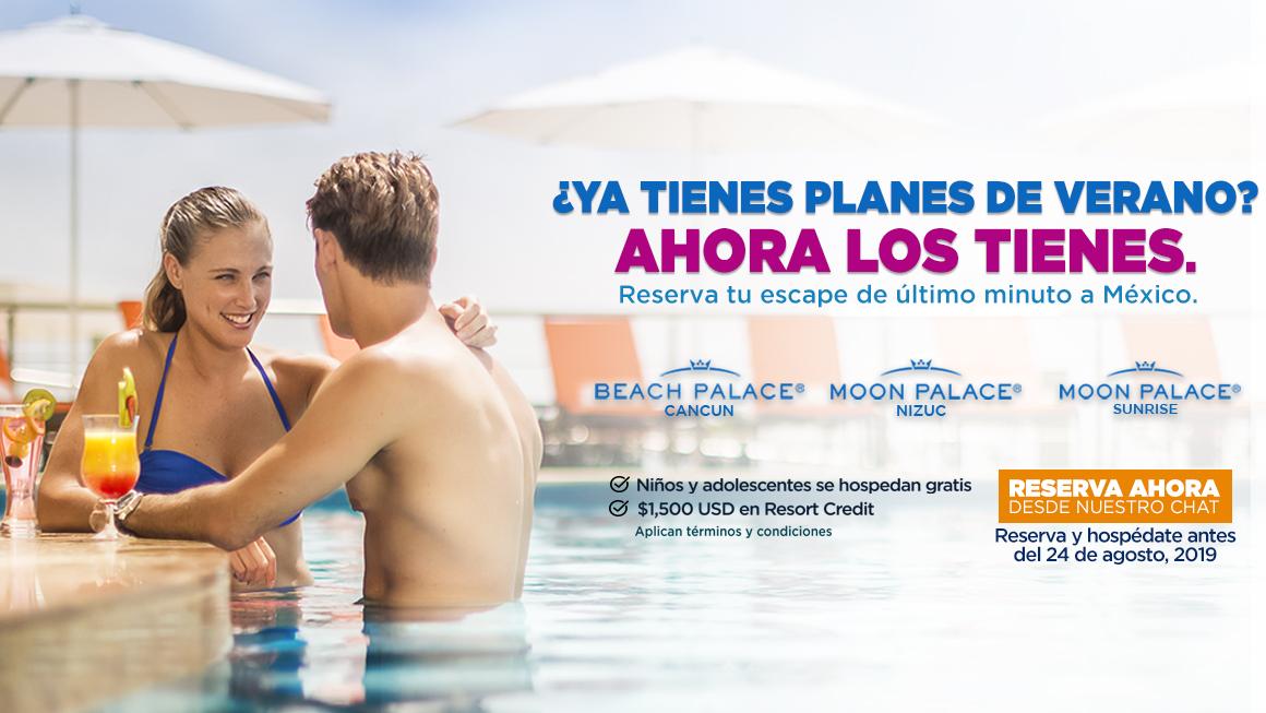 Last minute escape to Mexico-PRE