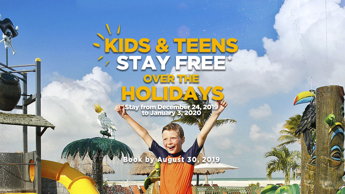 Kids and Teens Stay Free - Pre