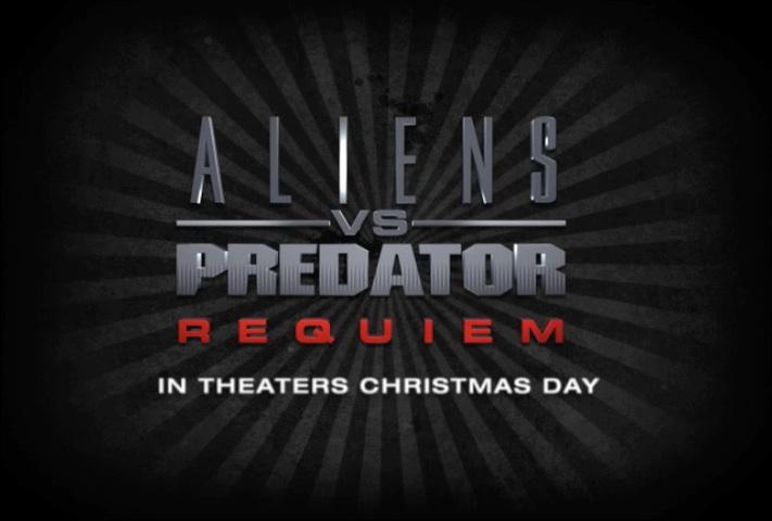 Alien vs Predator promotion