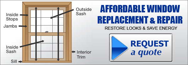 Window Repair In California