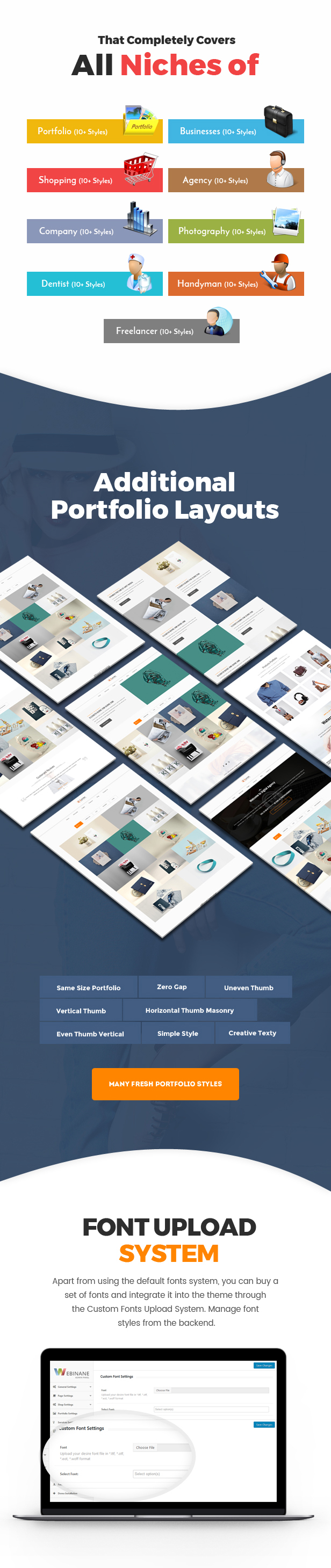 Electric - The WordPress Theme - 2