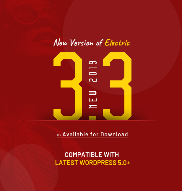 Electric - The WordPress Theme - 1