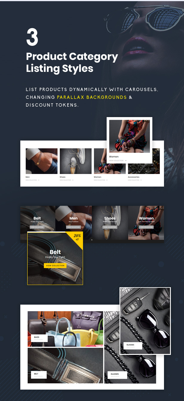 Flaky - An eCommerce Theme - 4