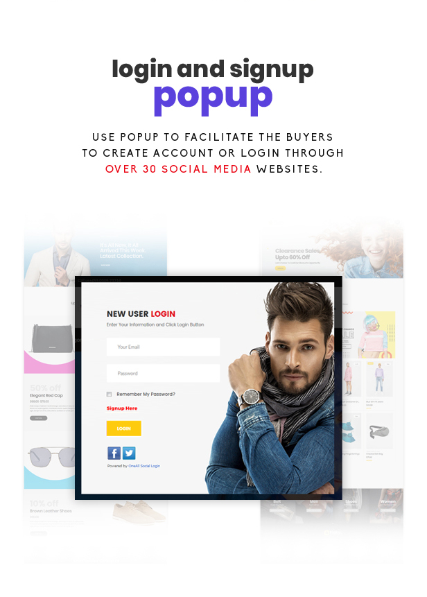 Flaky - An eCommerce Theme - 7