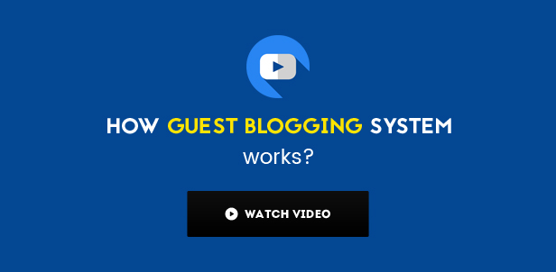 MagUp - Modern Styled Magazine WordPress Theme with Paid / Free Guest Blogging System - 4