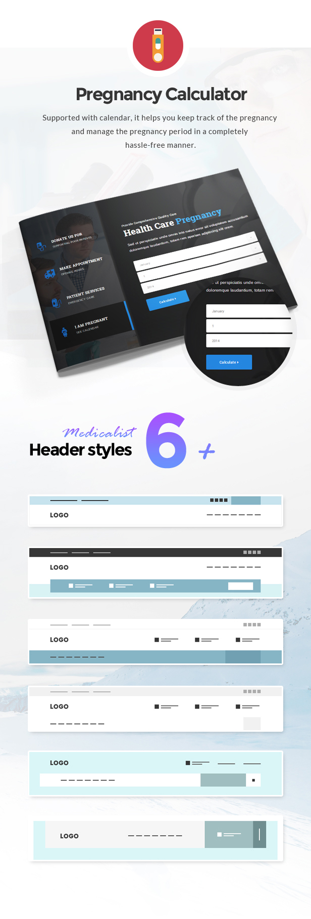 Medicalist An All In One Wp Medical Theme With Appointment And