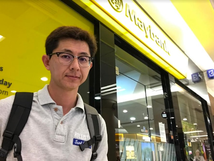 Maybank Card Centre