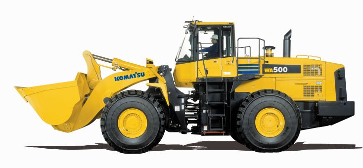 Steel Ferrovial acquires two Komatsu machines for its